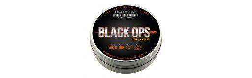 plombs 4,5 mm Black Ops Sharp