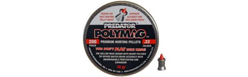 plombs 5,5 mm Predator Polymag