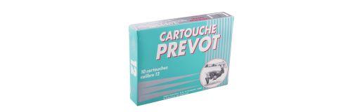 cartouches à plomb Prevot Subsonique Cal. 12