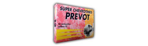 cartouches chevrotine Prevot Super Chevrotines