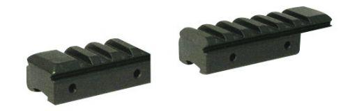 Rail adaptateur 11mm Picatinny/Weaver Hawke