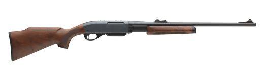 Carabine à pompe Remington 7600 bois