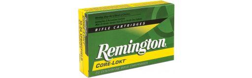 cartouches à balle Remington Core-Lokt 35 Whelen PSP 250 gr
