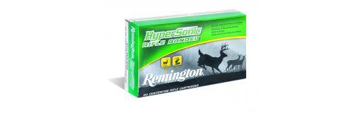 cartouches à balle Remington Hypersonic 243 Win PSP Bonded 100 gr