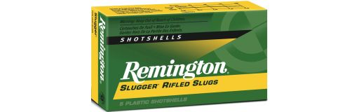 Remington Slugger Rifled Slugs 12/70 S/MAG 28.5 grs