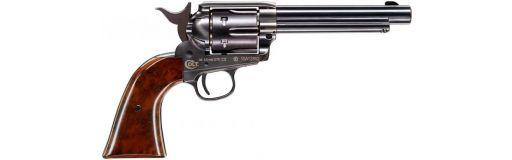 revolver CO2 Colt Single Action Army 45 bleutée Diabolo