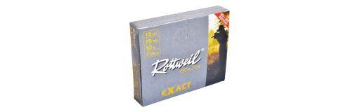 cartouches à balle Rottweil Exact Cal. 16