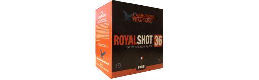 cartouches à plomb Royal Shot 36