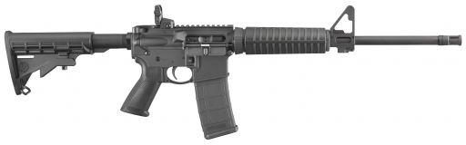 carabine Ruger AR556 Cal. 5,56 Otan Noir