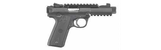 pistolet Ruger Mark IV Tactical Bronzé Cal. 22LR