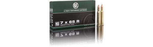 cartouche à balle RWS 7x65R KS