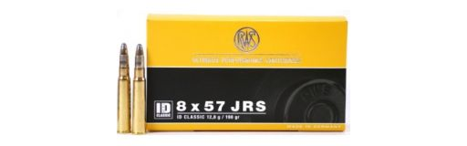 rws 8x57 jrs id 198 gr