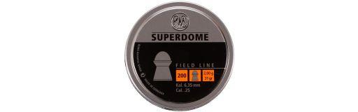 plombs 6,35 mm RWS Superdome