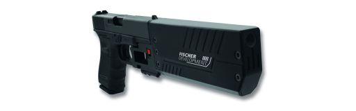 Silencieux Fischer FD919 compact pour Glock 19 Gen 3 et 4