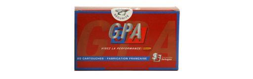 cartouches à balle Sologne GPA 8x57 JRS 196 gr