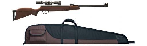 carabine à plomb Stoeger A30 bois 4,5 Pack