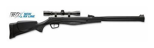 carabine à plomb Stoeger RX20 S3 Supressor pack 4x32