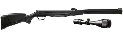 carabine à plomb Stoeger RX20 S3 Suppressor pack 3-9x40