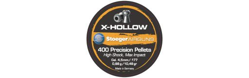 plombs 4.5 mm Stoeger X-Hollow