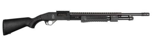 Fusil à pompe Taurus ST12 H-Tac Rayé 61 cm