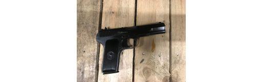 Pistolet Tokarev TT33 cal. 7.62x25 mm