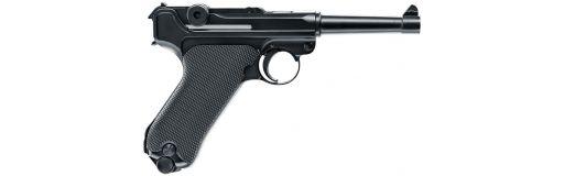 pistolet CO2 UMAREX Legends P08 Blowback