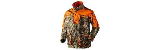 veste de chasse Seeland Excur 30% orange