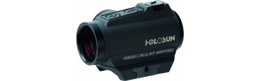 viseur point rouge Holosun HS503GU