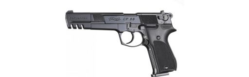 pistolet CO2 Walther CP88 Competition