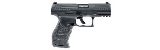 pistolet de défense training Walther PPQ M2 T4E à CO2