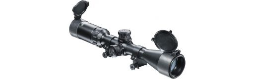 lunette tactique Walther ZF 3-9x44 Sniper