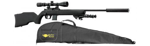 carabine 22LR Webley & Scott Steel Barrel Pack 3-9x40