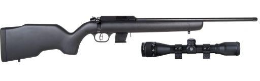 carabine 22LR Webley & Scott Steel Barrel Pack 4x32