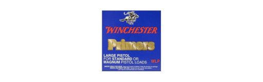 amorce Winchester Primer Pistol Large Regular
