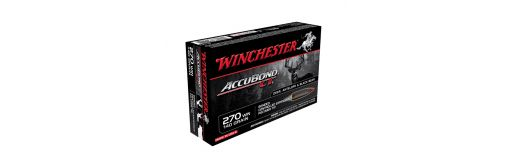 Winchester 270 Win Accubond CT