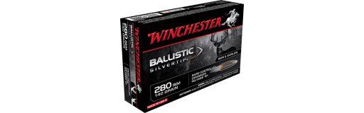 Winchester 280 Remington Ballistic Silvertip