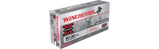 cartouches à balle Winchester 30-30Win Hollow Point