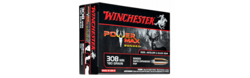 winchester 308 Win Power Max Bonded 180 gr