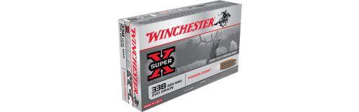 cartouches à balle Winchester 338WM Power Point