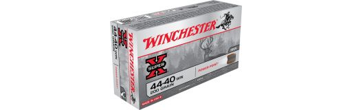 cartouches à balle Winchester 44-40 Win Power Point