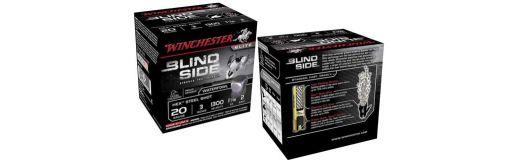 cartouches à billes d'acier Winchester Blind Side cal. 20