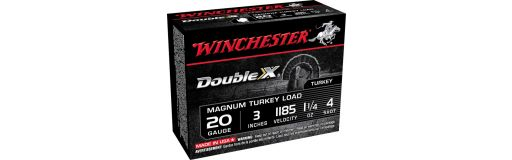 cartouches à plomb Winchester Double X Magnum Turkey Load