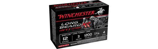 cartouches à plomb WinchesterLong Beard XR Cal. 12/76