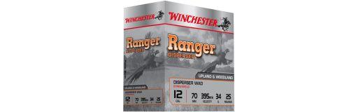 cartouches à plomb Winchester Ranger Disperser Cal. 12
