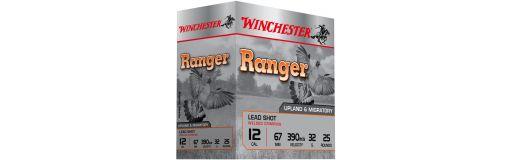 cartouches à plomb Winchester Ranger G2