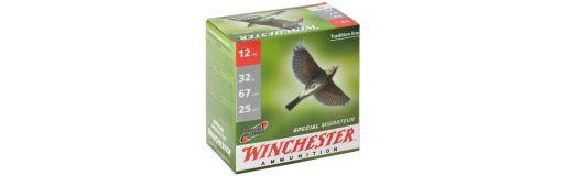 cartouches à plomb Winchester Spécial Migrateur 32 g