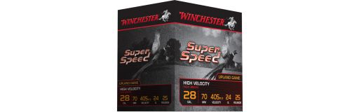 cartouches à plomb Winchester Super Speed G2 24g cal.28