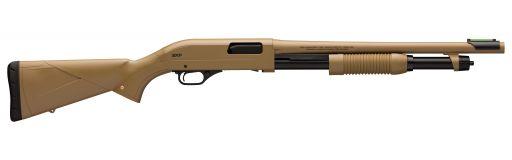 fusil à pompe Winchester SXP Dark Earth Defender