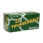 22LR Remington 22 Thunderbolt