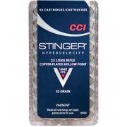 CCI 22LR Stinger HV